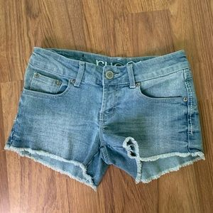 Rue 21 shorts size 1/2
